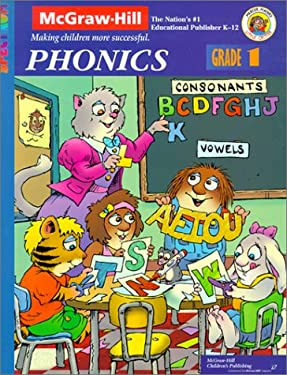 Spectrum Phonics, Grade 1 9781577688211