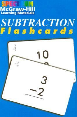 Spectrum Subtraction Flashcards 9781577681687