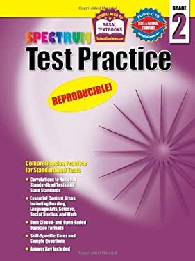 Test Practice, Grade 2 9781577687221