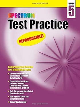 Test Practice, Grade 5 9781577689751
