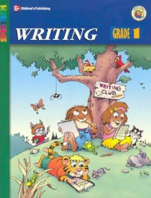 Spectrum Writing, Grade 1 9781577688518