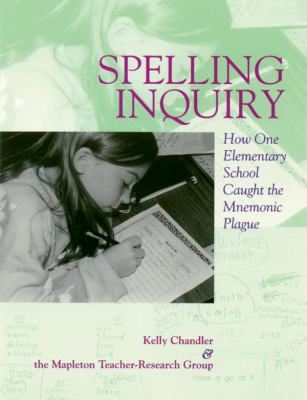 Spelling Inquiry 9781571103031