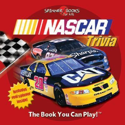 Spinner Books for Kids: NASCAR Trivia 9781575289465
