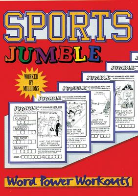Sports Jumble: Word Power Workouts