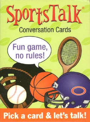 Sportstalk Conversation Cards 9781572813779