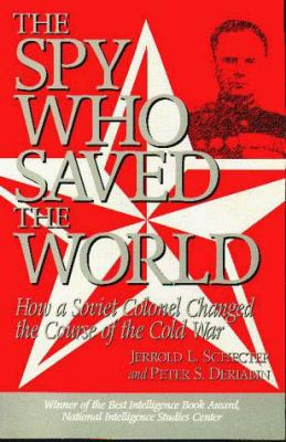 Spy Who Saved the World (P) 9781574880465