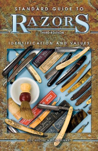 Standard Guide to Razors: Identification and Values 9781574325508