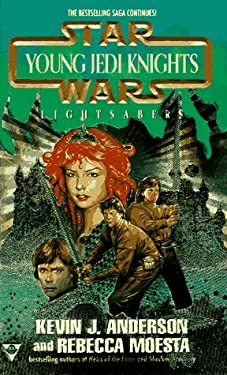Star Wars: Young Jedi Knights (#4): Lightsabers 9781572970915