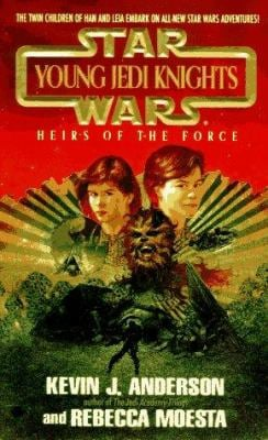Star Wars: Young Jedi Knights: Heirs of the Force 9781572970663