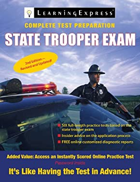 State Trooper Exam 9781576857359