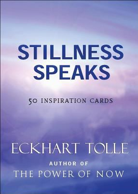 Stillness Speaks Inspiration Deck: 50 Inspiration Cards 9781577314660