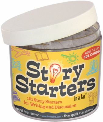 Story Starters in a Jar 9781575429441