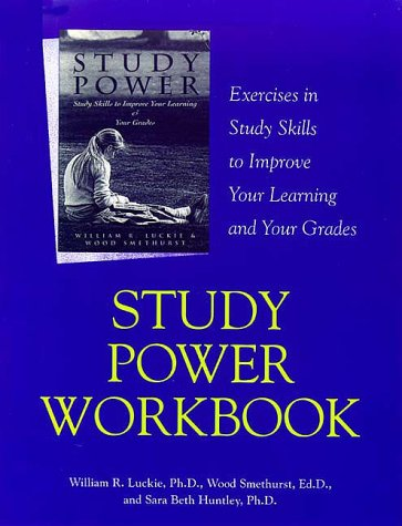 Study Power Workbook 9781571290670