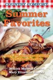 Summer Favorites Cookbook 10867082