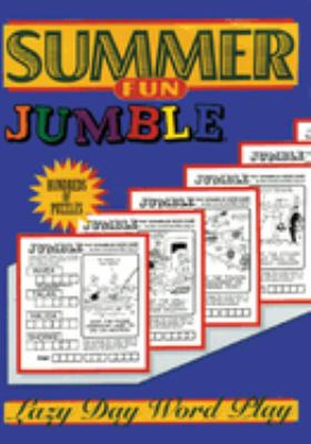 Summer Fun Jumble: Lazy Day Word Play 9781572431140