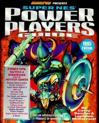 Super Nes Power Players Guide 9781572800205
