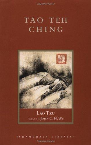 Tao Te Ching 9781570629617