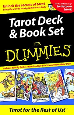 Tarot Deck & Book Set for Dummies [With Book] 9781572813540