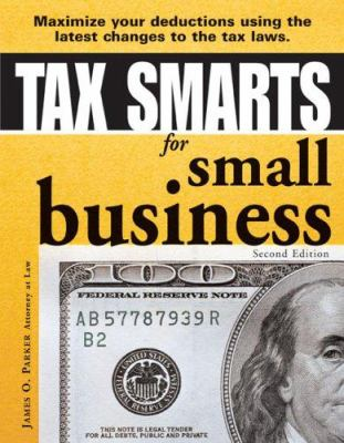 Tax Smarts for Small Business 9781572485785