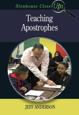 Teaching Apostrophes (DVD) 9781571107268