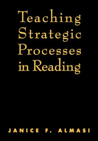 Teaching Strategic Processes in Reading 9781572308077
