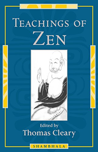 Teachings of Zen 9781570623387
