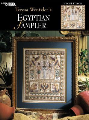 Teresa Wentzler's Egyptian Sampler (Leisure Arts #3282) 9781574869583