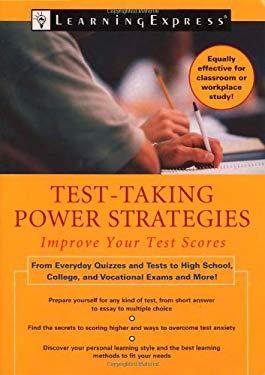 Test-Taking Power Strategies 9781576856338