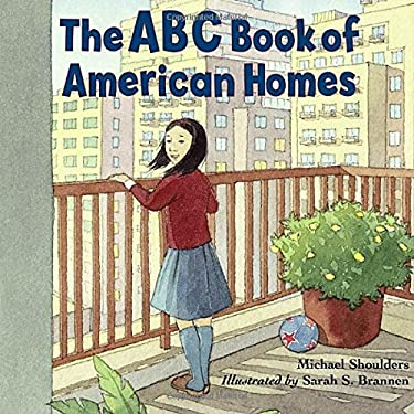 The ABC Book of American Homes 9781570915659