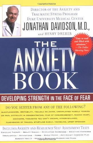 The Anxiety Book 9781573223768