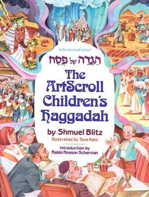 The Artscroll Children's Haggadah 9781578191376