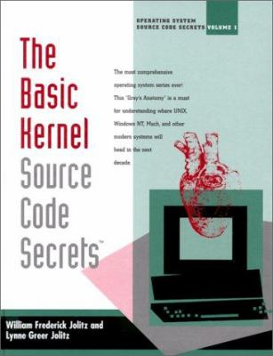 The Basic Kernel Source Code Secrets 9781573980265