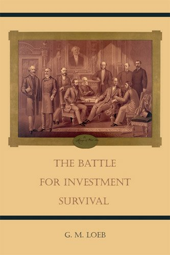 The Battle for Investment Survival 9781578988877