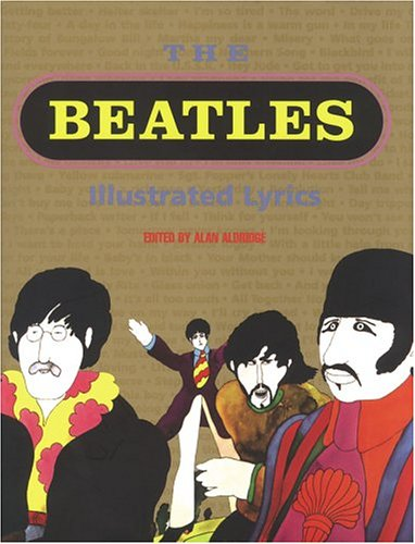 The Beatles Illustrated Lyrics 9781579120580