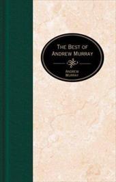 The Best of Andrew Murray on Prayer 7112959
