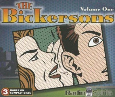 The Bickersons: Volume 1 9781570198007