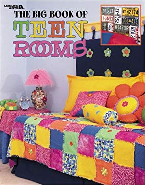 The Big Book of Teen Rooms 9781574862355