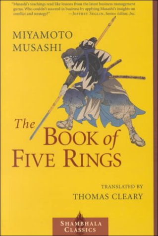 The Book of Five Rings 9781570627484