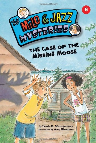 The Case of the Missing Moose 9781575653310