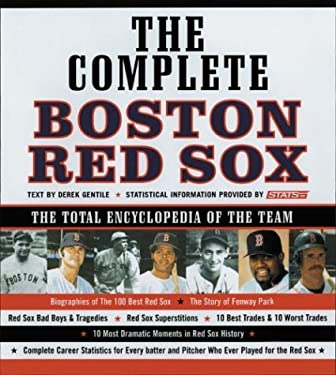 The Complete Boston Red Sox 9781579123239