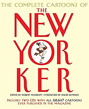 The Complete Cartoons of the New Yorker [With CDROM] 9781579123222