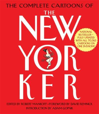 The Complete Cartoons of the New Yorker [With DVD-ROM] 9781579126209