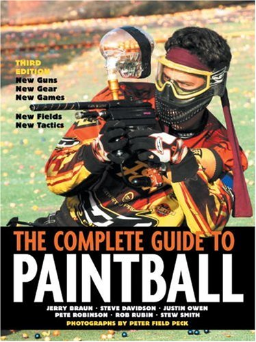 The Complete Guide to Paintball 9781578261734