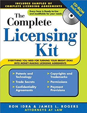 The Complete Licensing Kit [With CDROM] 9781572485907