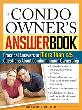 The Condo Owner's Answer Book 9781572486331