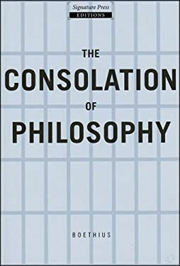 The Consolation of Philosophy 9781572152656