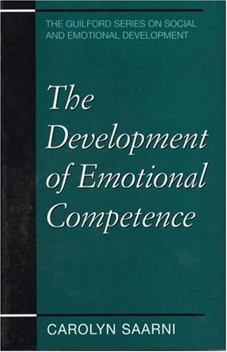 The Development of Emotional Competence 9781572304345