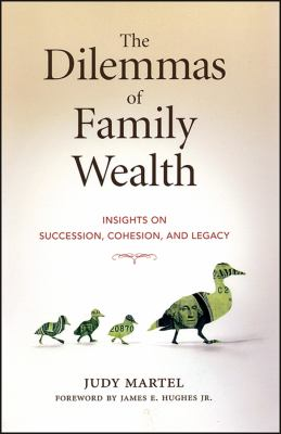 The Dilemmas of Family Wealth: Insights on Succession, Cohesion, and Legacy 9781576601907