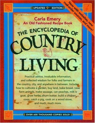 The Encyclopedia of Country Living: An Old Fashioned Recipe Book 9781570613777