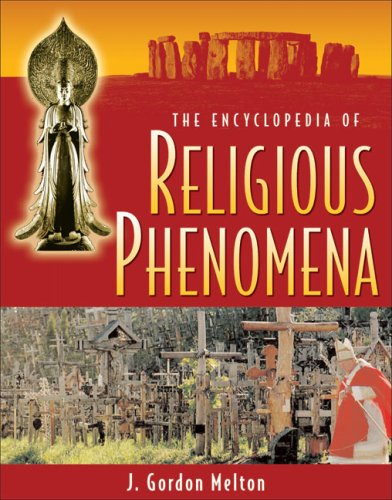 The Encyclopedia of Religious Phenomena 9781578592098